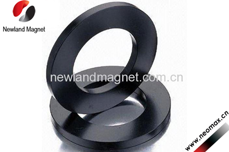 black strong ring magnets