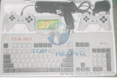 8Bit games console