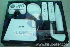 16Bit games console