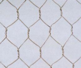 Galvanized Hexagonal Wire Mesh Fence