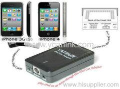 iPhone 4G car kit iPhone