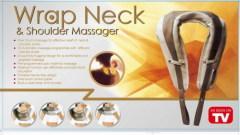 wrap neck & shoulder massage