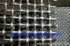 hot dipped galvanized crimped wire fence