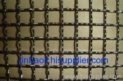galvanized crimped wire mesh coil