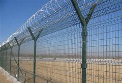 Razor Flat Fence