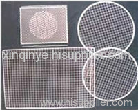 Stainless steel barbecuing mesh