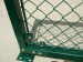 PVC-coated Wire Chain Link Fence