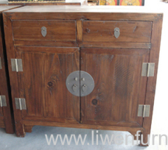 Antique reproduction shanxi cabinet
