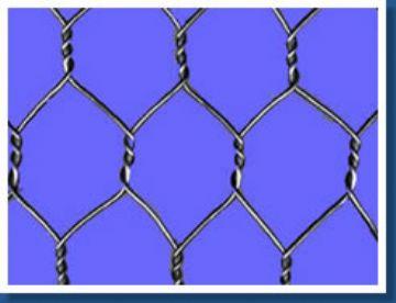 Heavy Hexagonal Wire Netting