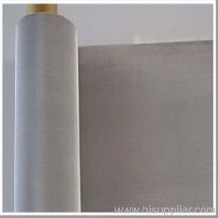 Stainlee Steel Wire Mesh 316L