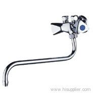Water boiler mixer