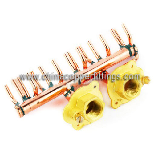 Copper plumbing manifold products china