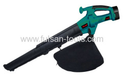 electric cordless blower