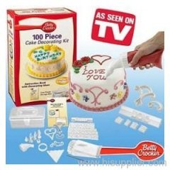 Total Cake Decorating Kit