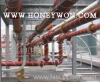 silicone rubber pipe heater