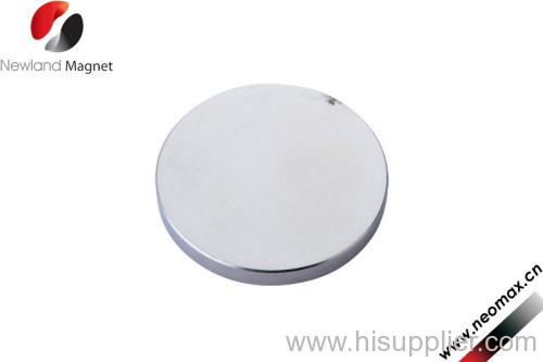 Disc sintered neodymium magnets