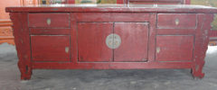 Chinese vintage Old TV cabinet