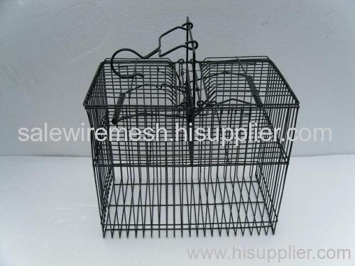 Collapsible Bird Trap