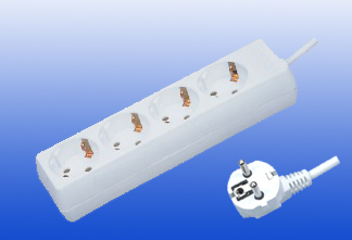 CE electrical socket German type