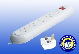 UK Type electrical socket