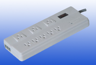 8outlet electrical socket USA type