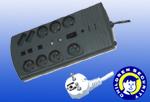 Multi Socket for KEMA-Frame