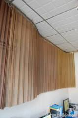 curtain screens metal divider