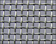 Electic Galvanized Square Wire Mesh