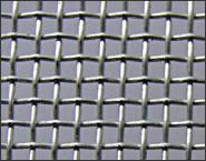 Electic Galvanized Square Wire Mesh