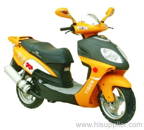 Gas powered scooters motor scooters eec dot gas mopeds for Gas powered motorized scooter