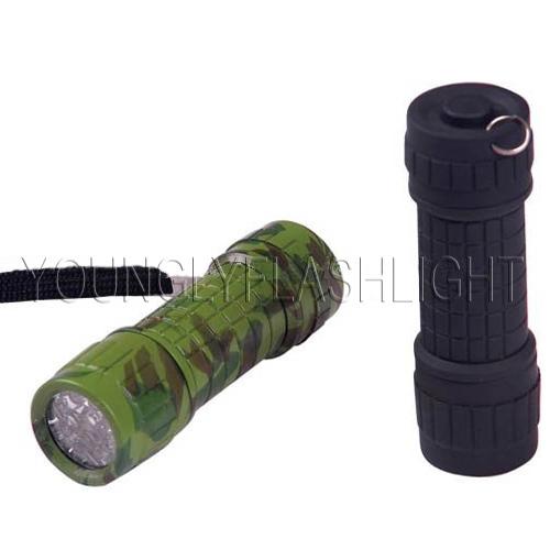 Plastic Flashlight