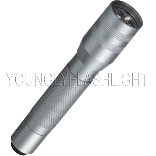 portable aluminum flashlight