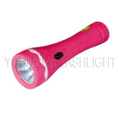 5 LEDs Rechargeable Flashlight