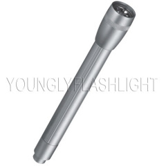 Aluminium portable torch