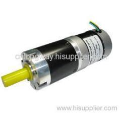 BRUSHLESS DC PLANET GEAR MOTOR