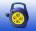 retractable electric cable reel