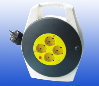 15m Electric Cable Reel Germany Type