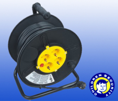 50m power cable reel Germany type