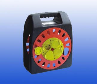 German Electric Cable Reel 25m