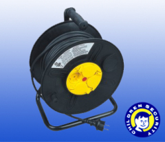 40m power cable reel Germany type