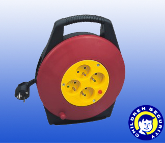 French type 10m Electric Cable Reel