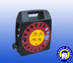 French 30m Electric Cable Reel