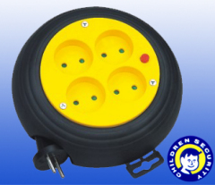 Holland Type 5m Coaxial Cable Reel