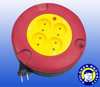 Holland 5m Extension cable reel