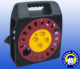 Holland Type Electric Cable Reel