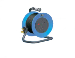 UK 15m POWER CABLE REELS