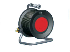 UK 50m Electric Cable Reel
