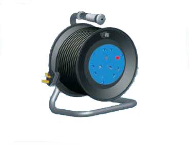 Brirish type 25m Electric Cable Reel