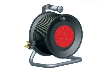 UK POWER CABLE REEL 50m