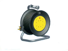 British 15m Cable reel